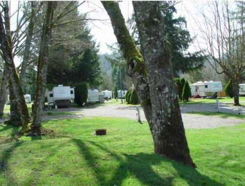 Harmony Lakeside RV Park Sites