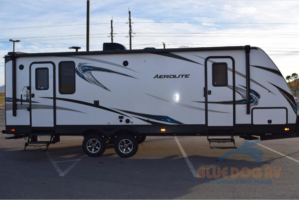Dutchmen Aerolite 2520RKSL Travel Trailer Exterior