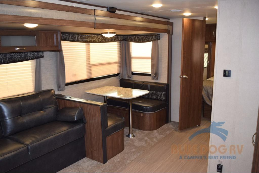 Dutchmen Aerolite 2520RKSL Travel Trailer Living Area