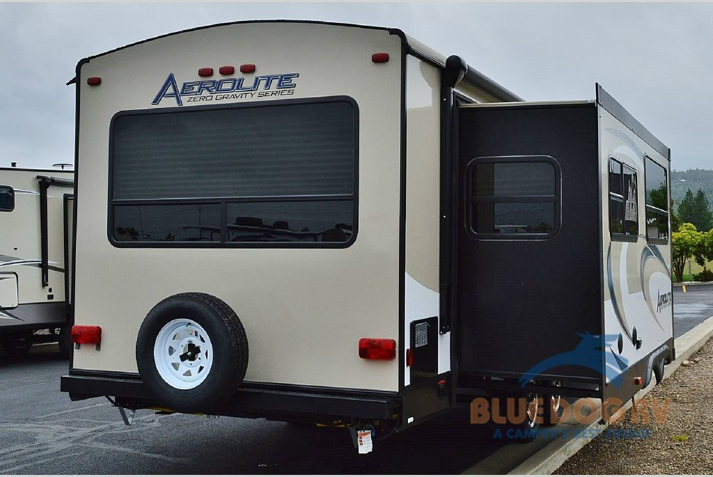 Dutchmen Aerolite Travel Trailers Deep Slideout
