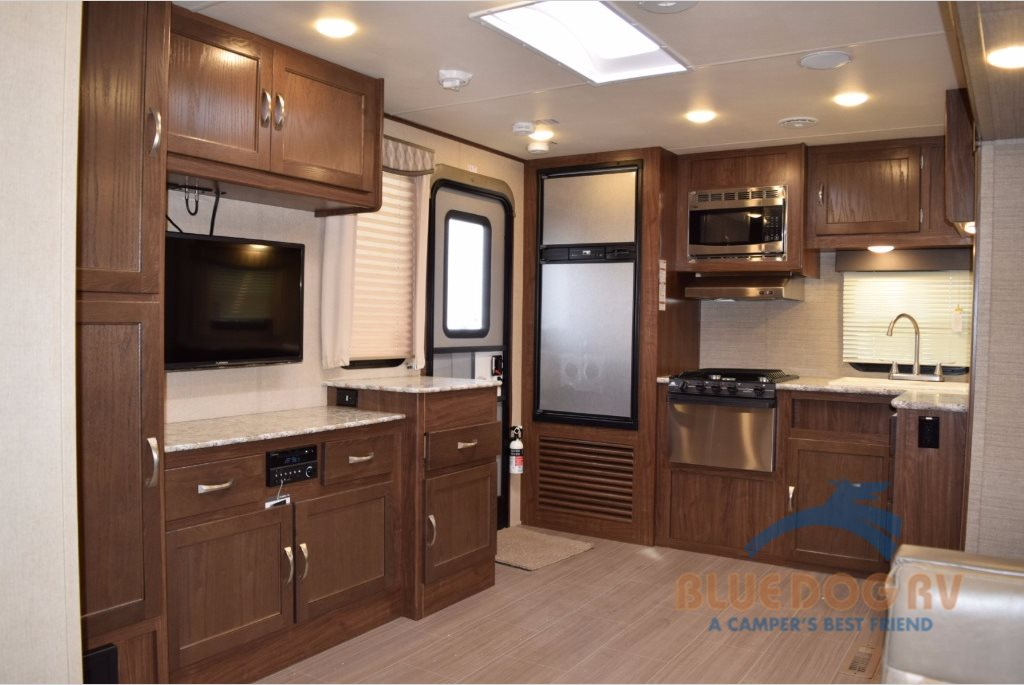 Dutchmen Aerolite Travel Trailers Kitchen