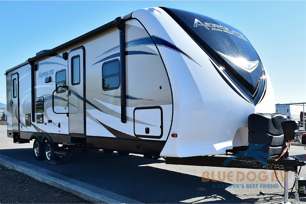 Dutchmen Aerolite Travel Trailers Zero Gravity