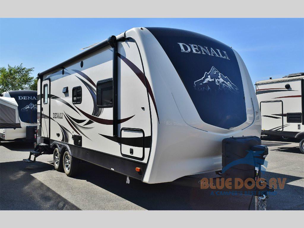 Dutchmen Denali Travel Trailers at Blue Dog RV