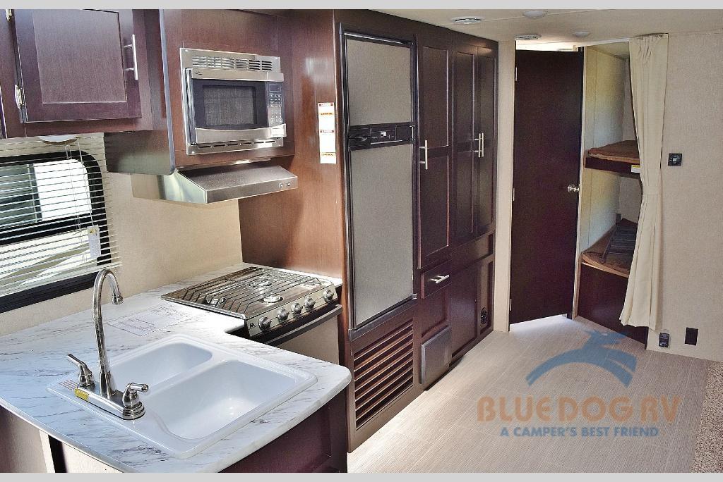Dutchmen Kodiak Express Travel Trailer Bunkhouse
