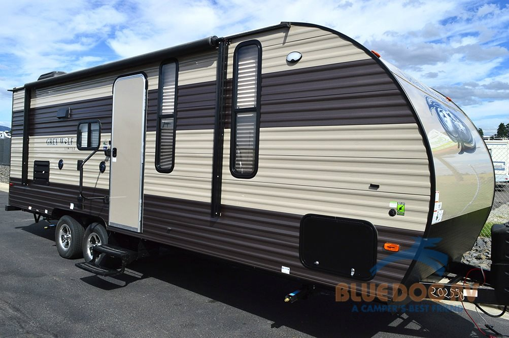 Forest River Cherokee Travel Trailer