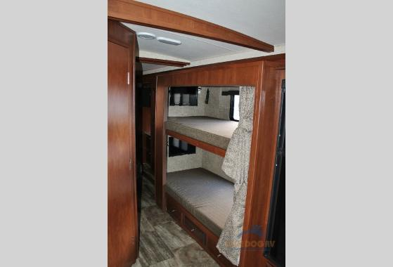 Forest River Georgetown Class A Motorhome 3 Series Bunk Beds