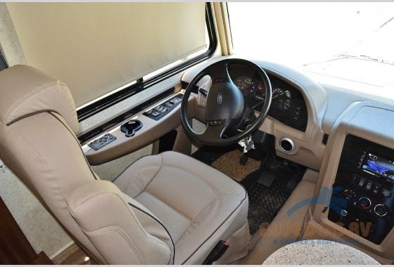 Forest River Georgetown Class A Motorhome 3 Series Ddriver's Seat