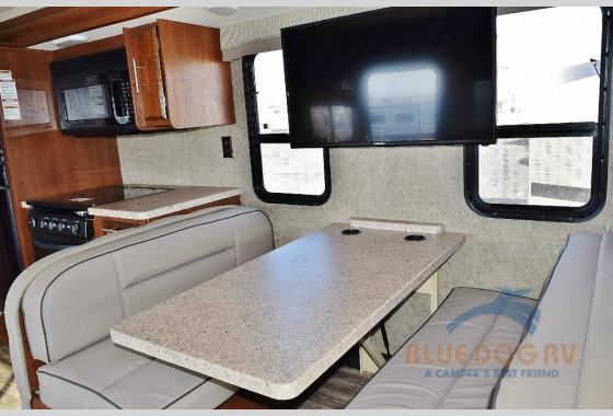 Forest River Georgetown Class A Motorhome 3 Series Dinette