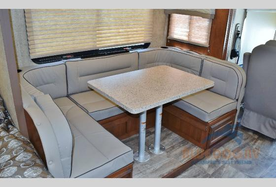 Forest River Georgetown Class A Motorhome 3 Series U-shaped Dinette