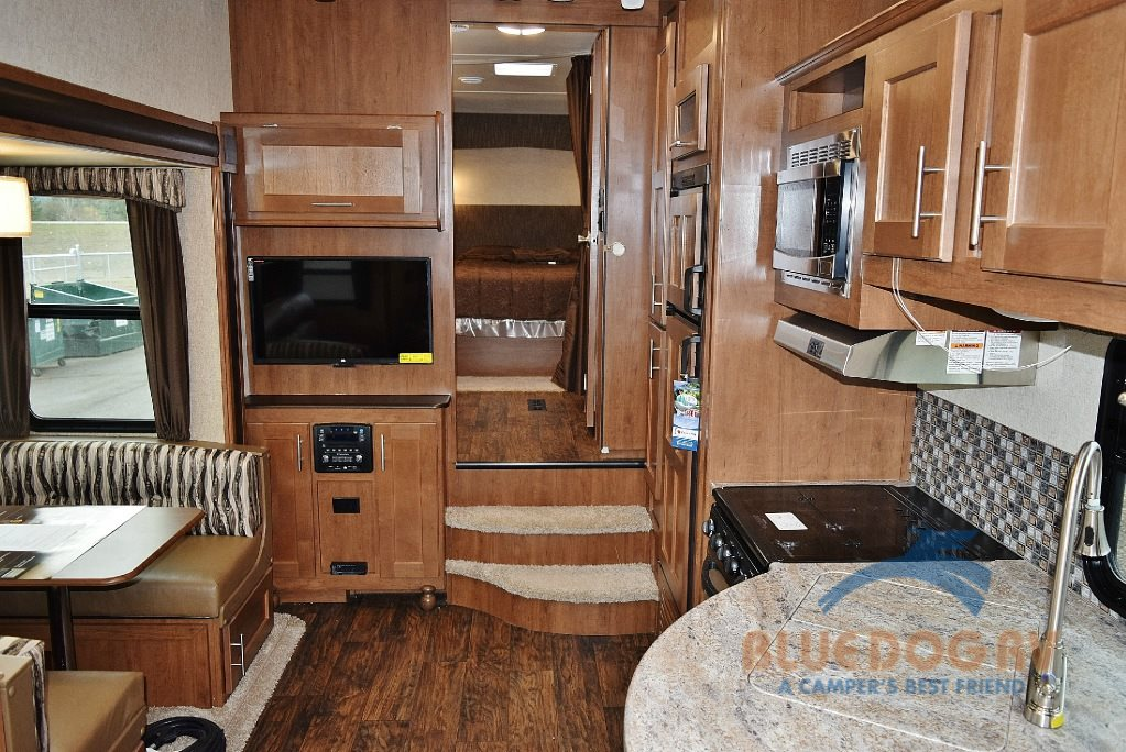 Forest River Wildcat Maxx Fifth Wheel RV Interior