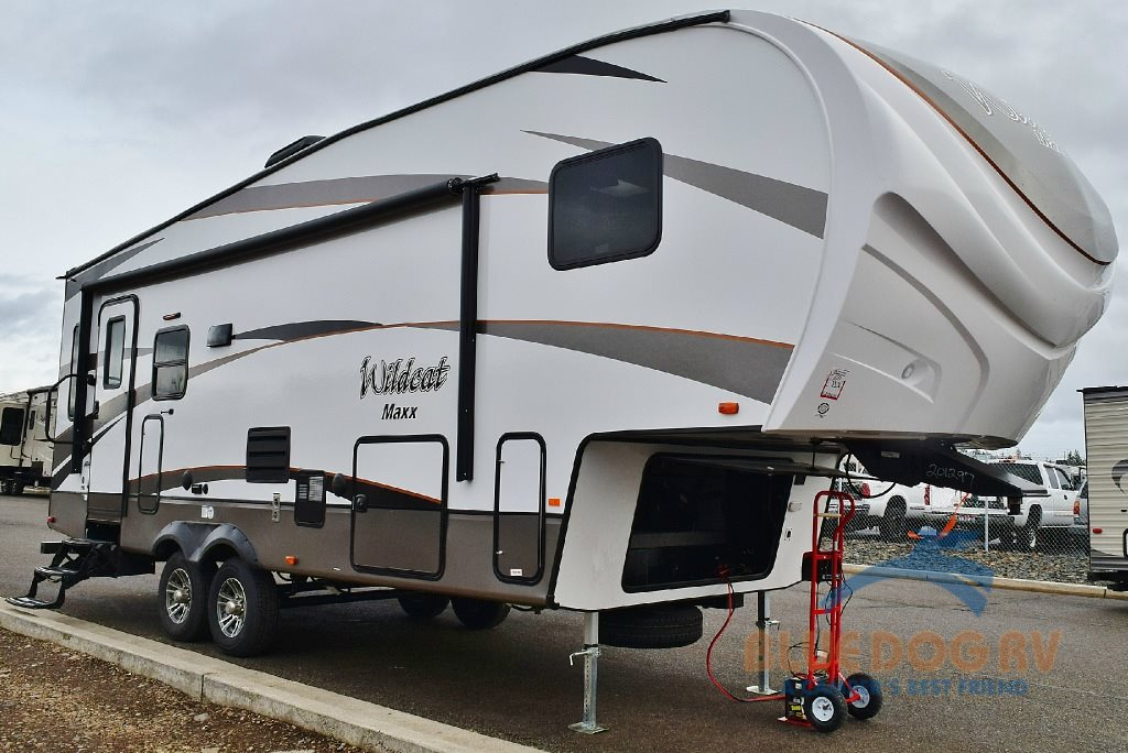 Forest River Wildcat Maxx Fifth Wheel RV