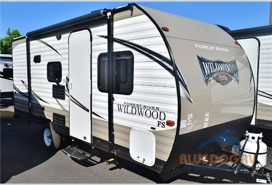 Forest River Wildwood X-Lite Travel TRailer