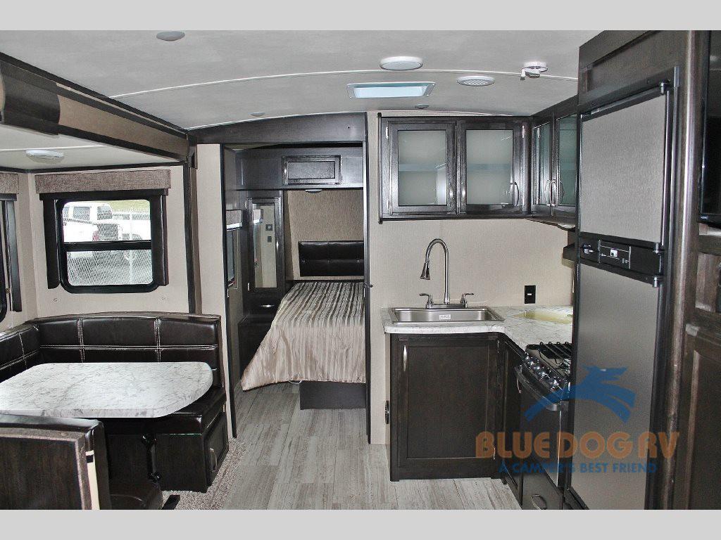 Grand Design Imagine Travel Trailer living area