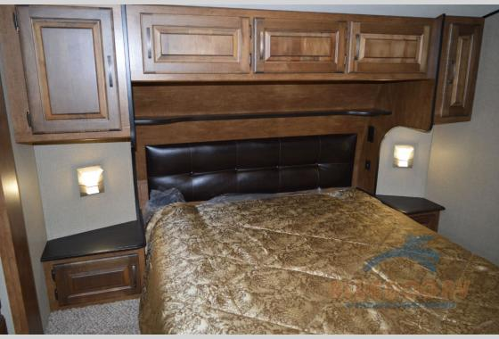 Grand Design Reflection Fifth Wheel Bedroom