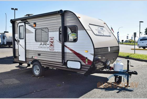 Great American Campout Sale Starcraft AR-One Travel Trailer