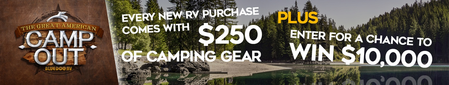 Great American Campout Sale