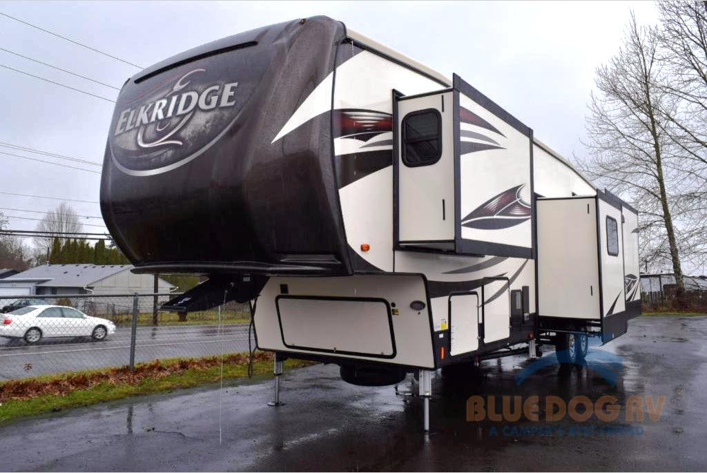 Heartland Elkridge Bunkhouse Fifth Wheel