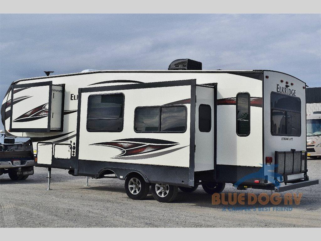 Half Ton Towable Fifth Wheels >> Heartland Elkridge Xtreme Light Fifth Wheel Priced Like A Travel