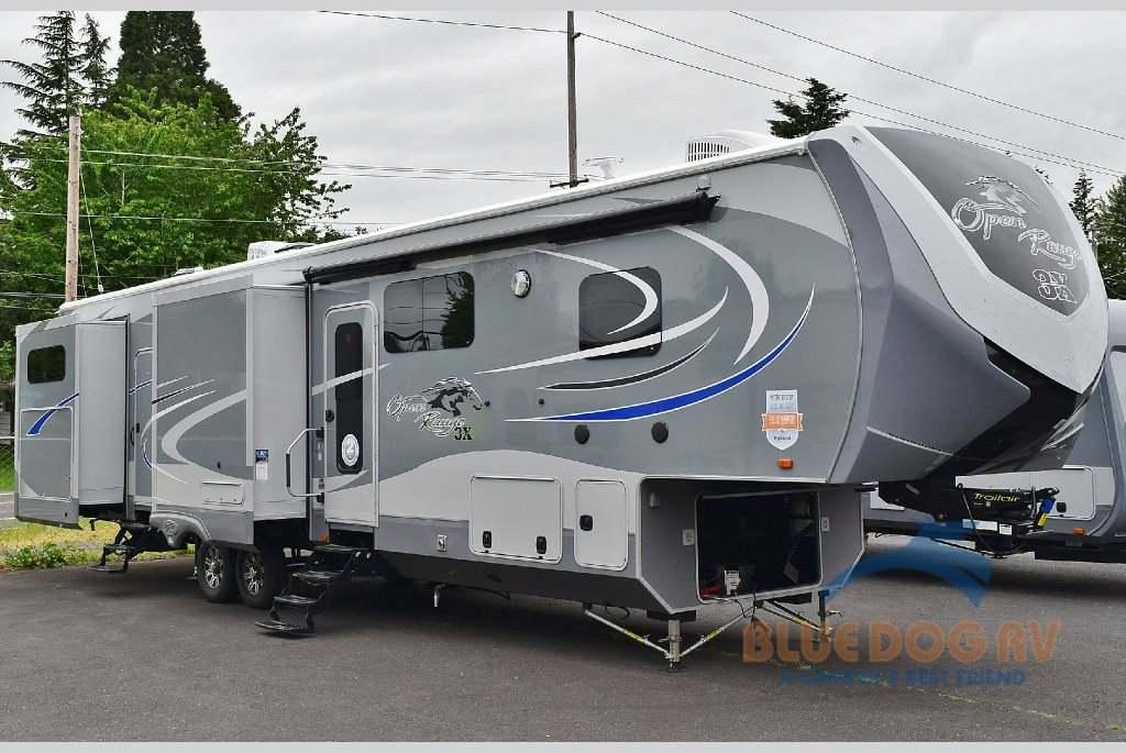 Highland Ridge Open Range Fifth Wheel