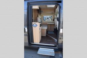 Hymer Aktiv Class B Motorhome Side Door