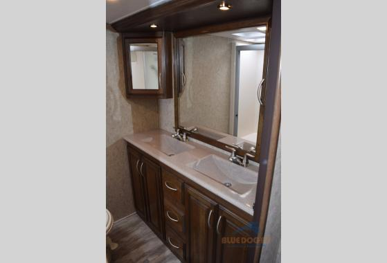 Prime Time Sanibel 3591 Fifth Wheel Dual Sinks