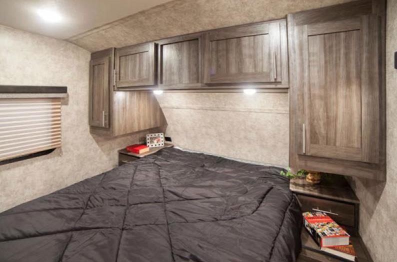 highland open range bedroom