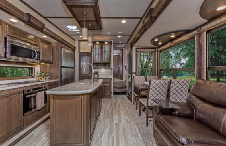 grand design solitude kitchen