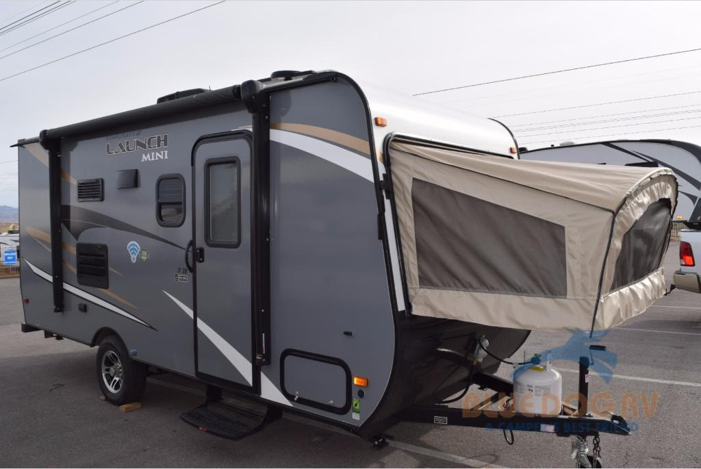 Starcraft Launch Mini Travel Trailer Expandable