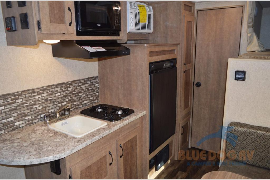 Starcraft Launch Mini Travel Trailer Kitchen
