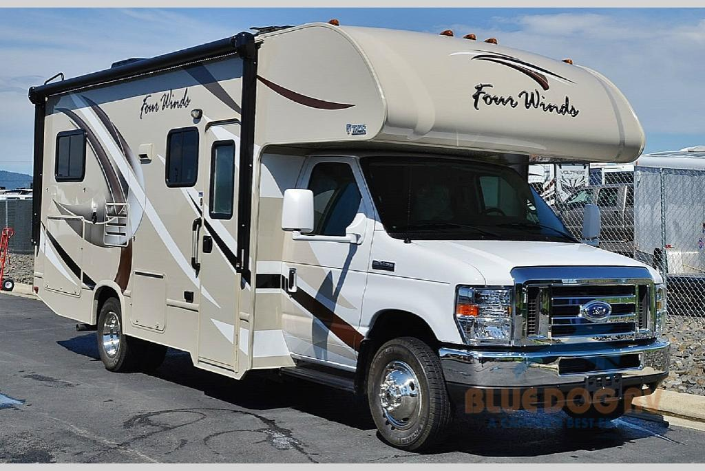 Thor Motor Coach Four Winds Cl C Motorhome