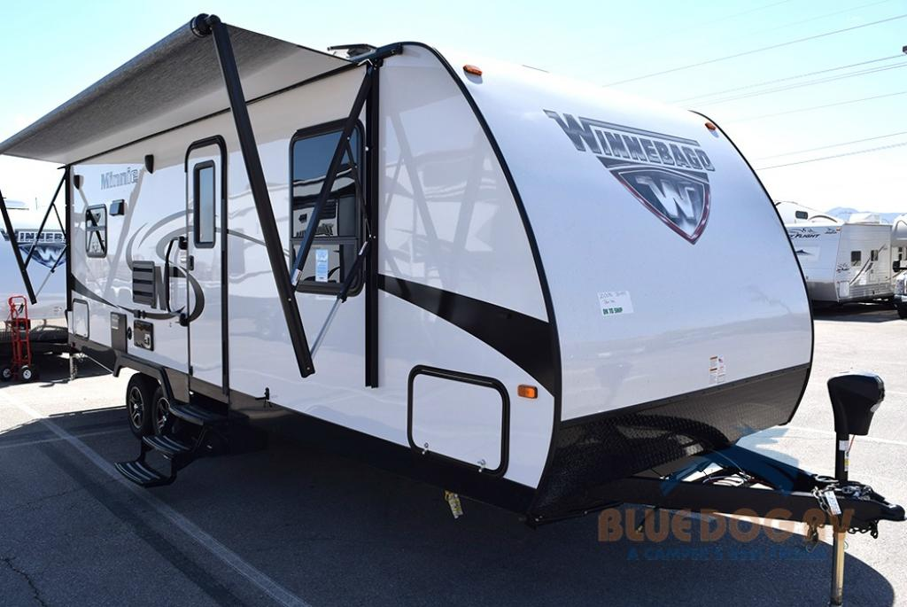 Winnebago Minnie Travel Trailer