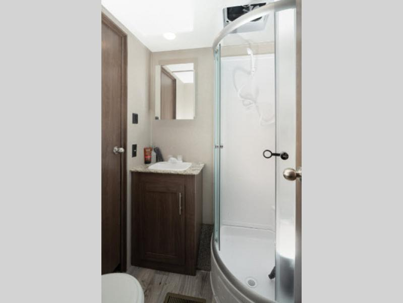 hideout rv bathroom