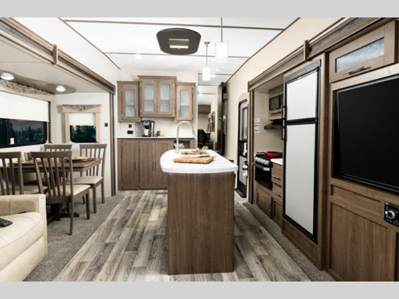 kitchen hideout rv