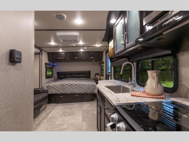 bedroom Grand Design Imagine XLS Travel Trailer