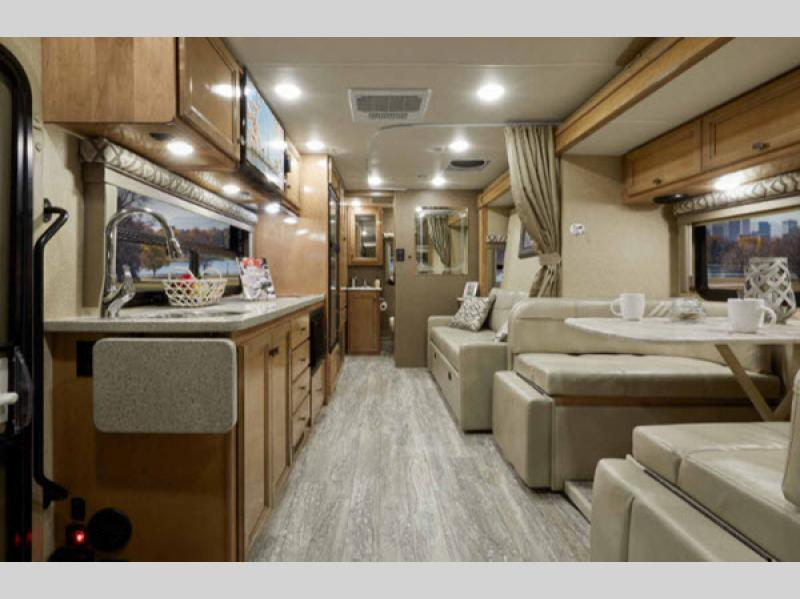 2020 siesta sprinter review living room