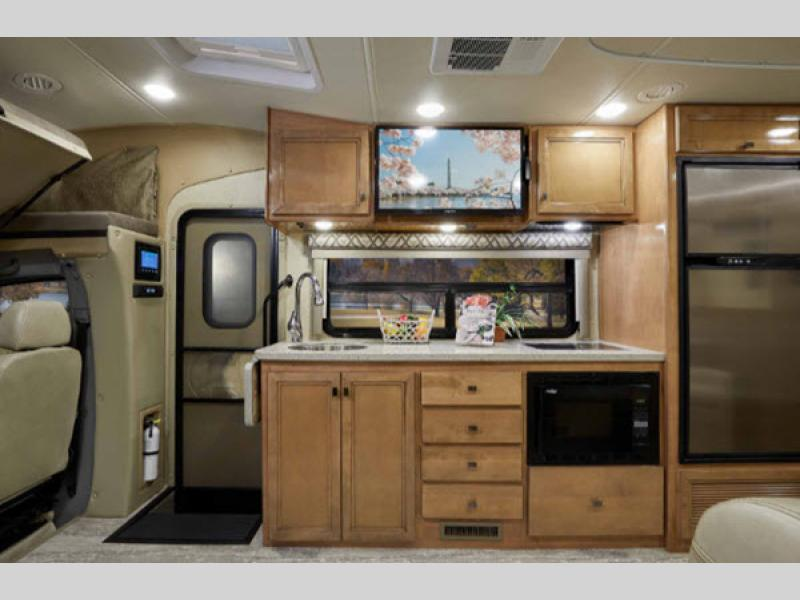 2020 siesta sprinter review kitchen