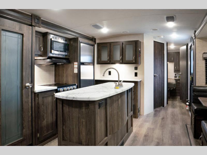kitchen open range ultra lite