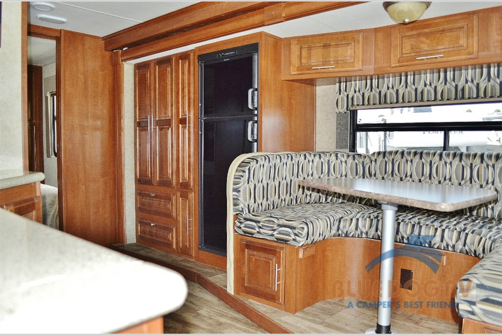 2016 Forest River Georgetown 3 Series Class A motorhomes Interior