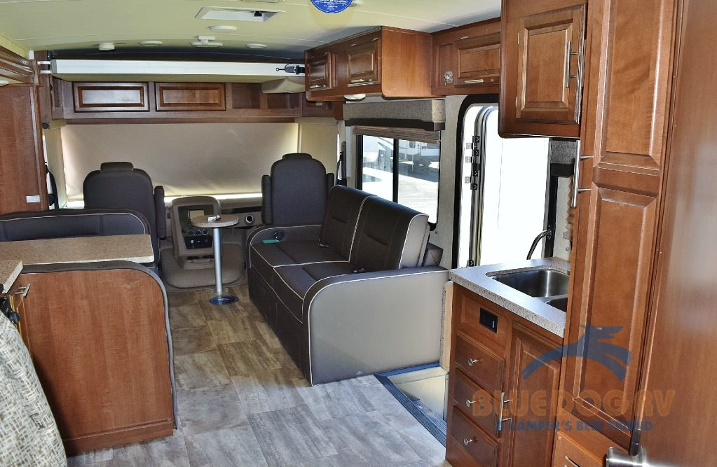 Forest River Georgetown Series 3 Class A Motorhome Interior