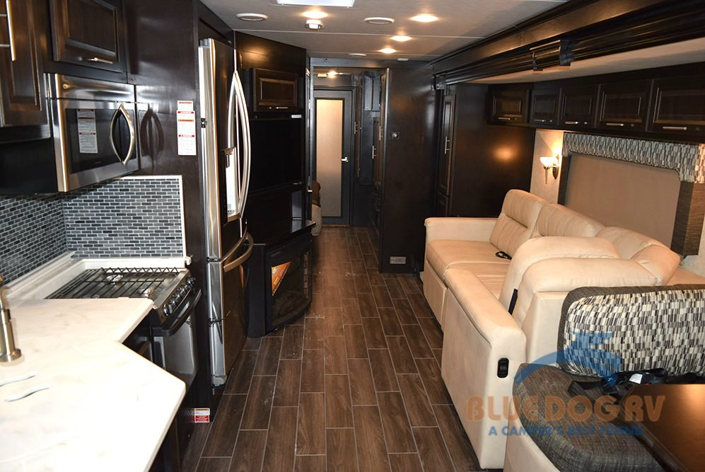 Forest River Georgetown XL Class A Motorhome Interior
