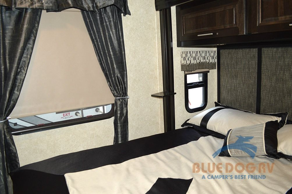 Forest River Georgetown XL Class A Motorhome Master Bedroom
