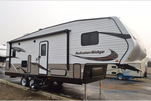 Starcraft Autumn Ridge Outfitter Fifth Wheel