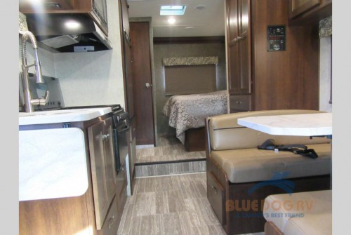 Forest River Forester 2251SLE Motorhome Interior
