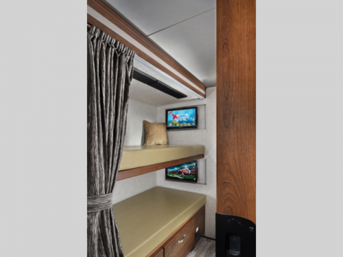 Forest River Forester Motorhome Bunks