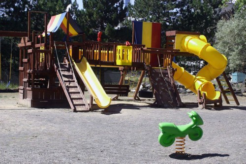 Snake River RV Park & Campground Playground