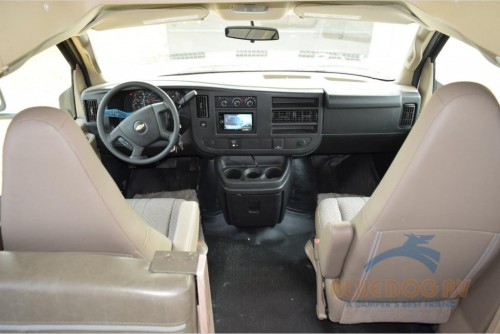 Forester 2251SLE Class C Motorhome Cab